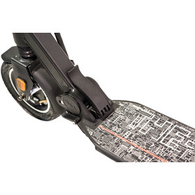 THE-URBAN #RVLTN Patinete Eléctrico Auto Bild Edition StVZO, black